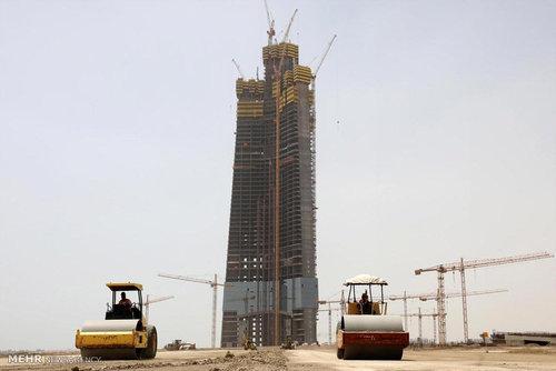 مرتفع ترین برج های جهان (عکس)