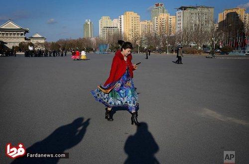 زندگی مردم در کره شمالی (+عکس)