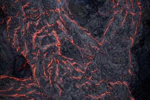 فعالیت آتشفشانی در هاوایی آمریکا