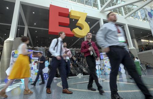 نمایشگاه سرگرمیهای- بازیهای-  الکترونیک 2018 در شهر لسآنجلس ایالت کالیفرنیا آمریکا