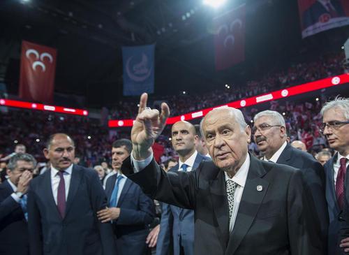 گردهمایی انتخاباتی حزب ملیگرای