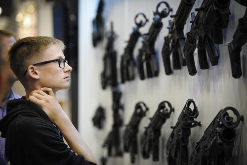 نمایشگاه تجهیزات نظامی