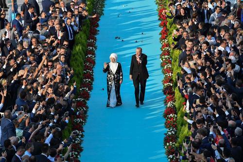 تصاویری از مراسم تحلیف اردوغان- عکس ها: IHA و آناتولی