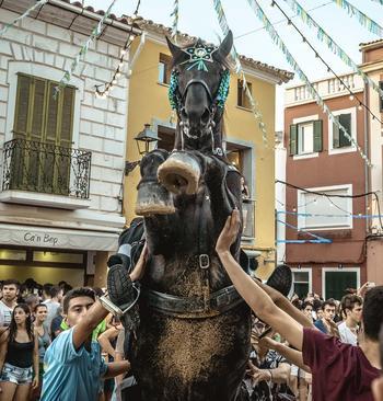 جشنواره سنت مارتی در اسپانیا