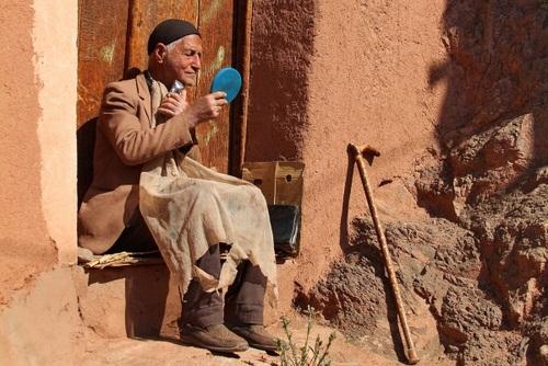 عکس «شبیه زندگی» از کامبیز رمضانزاده برنده مدال برنز