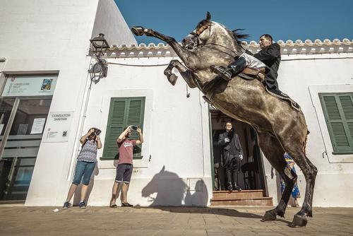 جشنواره سنت آنتونی در اسپانیا