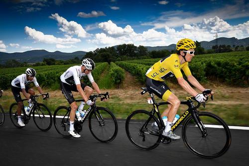 مسابقات دوچرخه سواری تور دوفرانس