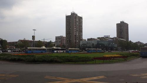 شهر نووی ساد - شمال صربستان - فاصله شهر توریستی نووی ساد با بلگراد با استفاده از اتوبوس 1.5 ساعت و با قطار 2 ساعت است.