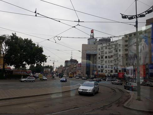 اتوبوس های برقی در بخش های زیادی از شهر بلگراد حرکت می کنند
