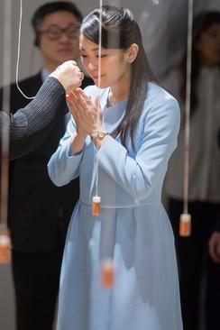 بازدید شاهزاده ماکو از ژاپن از