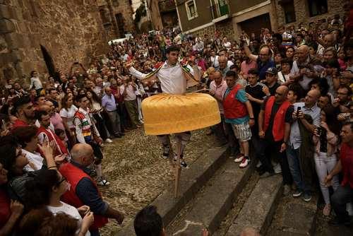 جشنواره سنت مری؛ اسپانیا/ آسوشیتدپرس