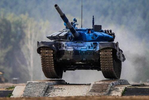مسابقات بینالمللی ارتشهای جهان / روسیه