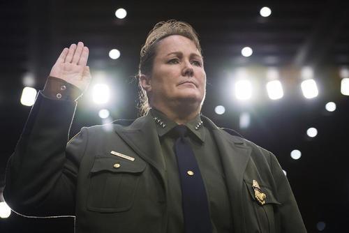 شهادت رییس جدید اداره مرزبانی آمریکا در جلسه سنای آمریکا