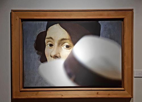 تابلو: تصویر یک مرد جوان حدود 1470 میلادی/ نقاش: ساندرو بوتیچلی