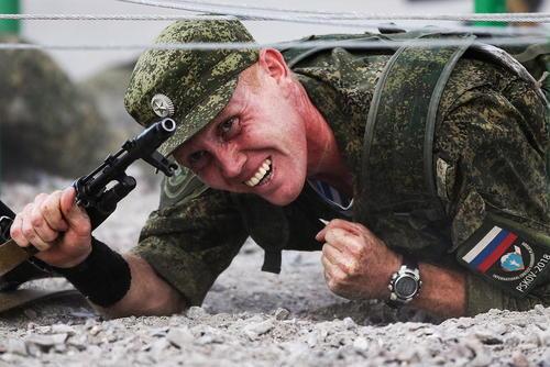مسابقات ارتشهای جهان در روسیه/ ایتارتاس