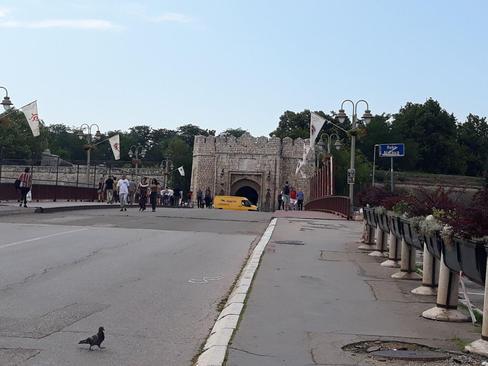 قلعه تاریخی در مرکز شهر نیش - جنوب صربستان