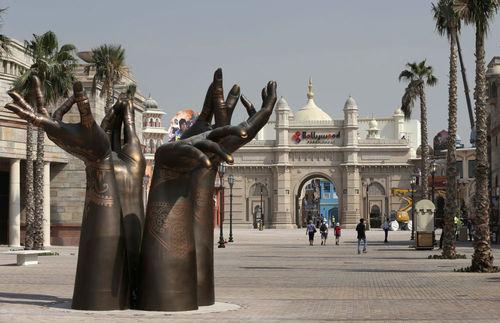 پارک بالیوود – دبی، امارات متحده عربی