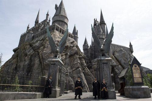 پارک تفریحی Wizarding World of Harry Potter - امریکا