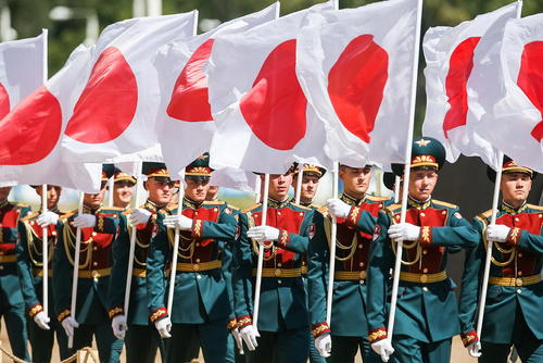 مراسم هفته ژاپن در مسکو/ ایتارتاس