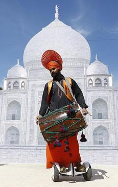 پنجمین جشنواره فرهنگ هند در پارک