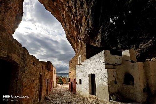 روستاهای خالی از سکنه در ایتالیا + تصاویر