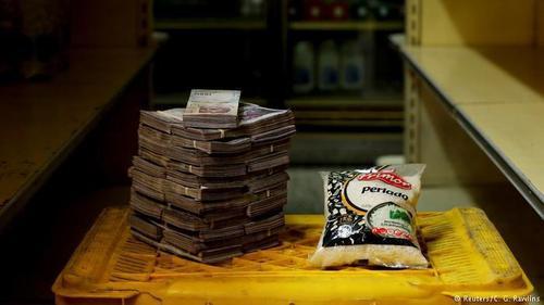 قیمت یک کیلوگرم برنج 2.5 میلیون بولیوار