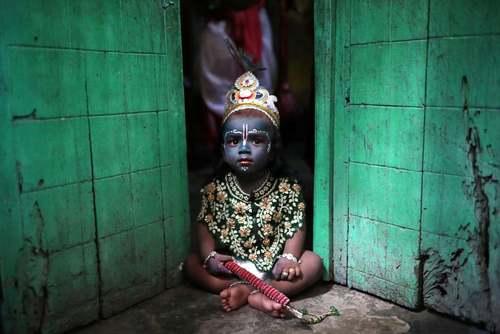 جشنواره آیینی سالانه هندوهای شهر داکا بنگلادش/ رویترز