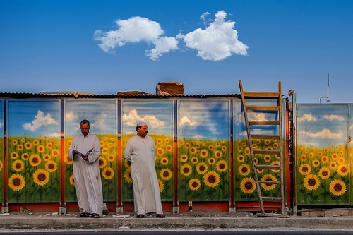 عکس «شهر من» از علی نجات بخش اصفهانی