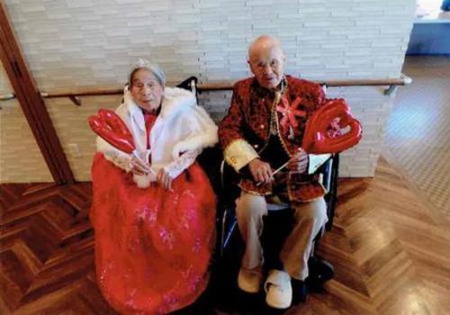 پیرترین زوج زنده دنیا با رکورد هشتاد سال زندگی مشترک