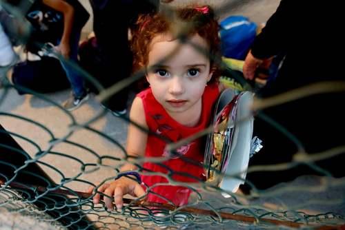 پناهجویان سوری در بیروت در حال بازگشت به سوریه/ خبرگزاری فرانسه
