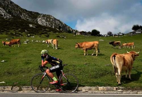 مسابقات دوچرخه سواری در اسپانیا