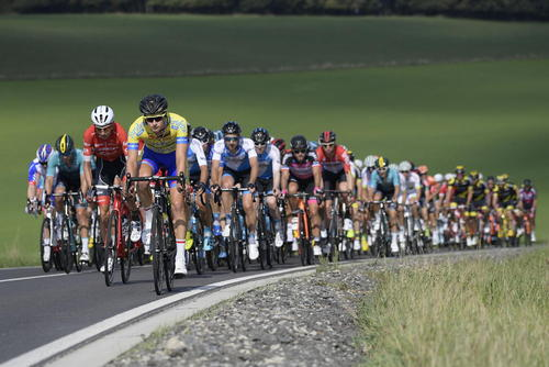 مسابقه یک روزه جایزه بزرگ دوچرخه سواری در بلژیک