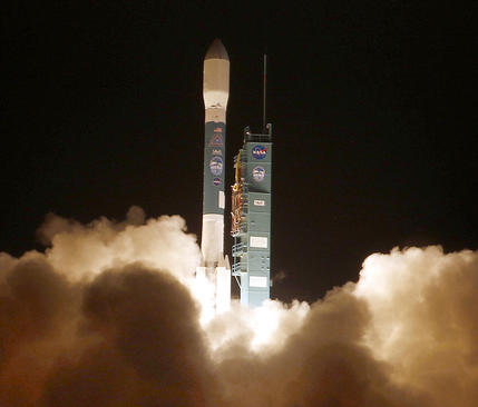 پرتاب ماهواره 1 میلیارد دلاری ناسا برای بررسی یخ های قطبی