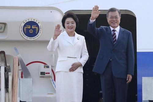 سفر رییس جمهوری کره جنوبی به پیونگ یانگ به منظور دیدار با