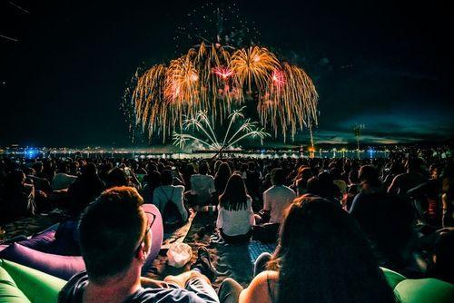 جشنواره سالانه آتشبازی در ونکوور کانادا/ عکس روز وب سایت