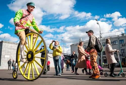 جشنواره سالانه دوچرخهسواری درپارک
