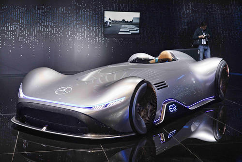 رونمایی از خودروی مفهومی جدید