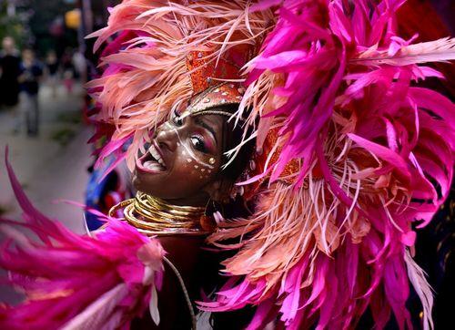 جشنواره سالانه کاراییب در نیوجرسی آمریکا