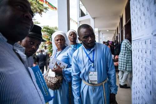 انتخابات ریاست جمهوری در کامرون/ خبرگزاری فرانسه