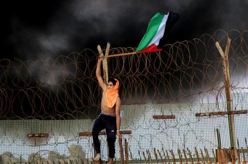 اعتراضات ضد اسراییلی در