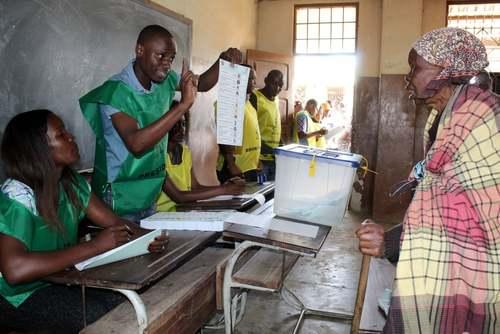 انتخابات محلی در پایتخت کشور آفریقایی موزامبیک/ خبرگزاری فرانسه