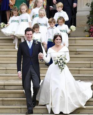 مراسم ازدواج پرنسس