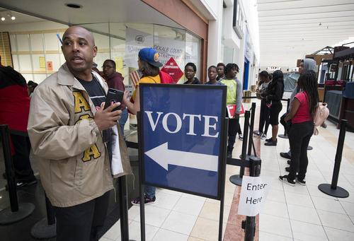 انتخابات میاندورهای کنگره آمریکا در حوزهای در ایالت جورجیا آمریکا