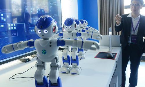 نمایشگاه روبات – چین
