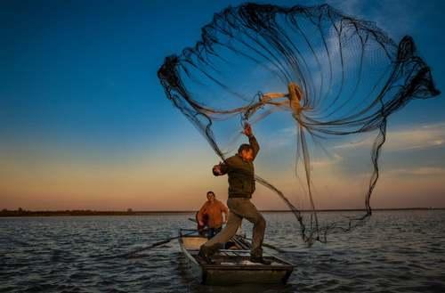 ماهیگیری- چین/ epa
