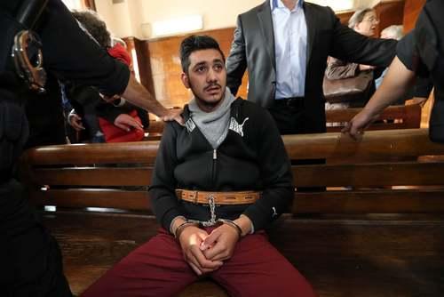 نخستین جلسه محاکمه مظنون به قتل 21 ساله یک رو مه نگار بلغاری/ رویترز