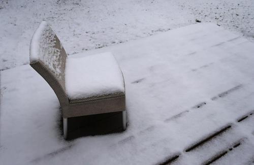 بارش نخستین برف پاییزی در باواریا آلمان/ خبرگزاری آلمان