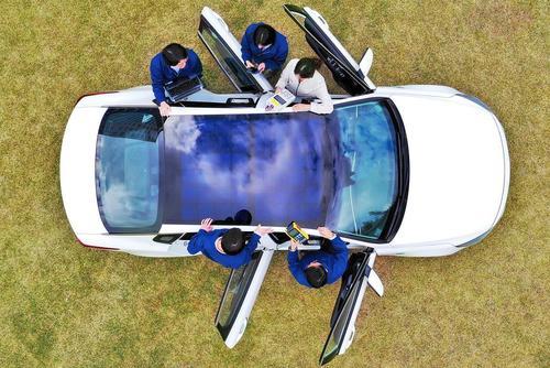 خودروی مشترک شرکتهای کرهای