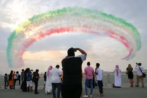 نمایشگاه بینالمللی هوایی در بحرین/ ایتارتاس
