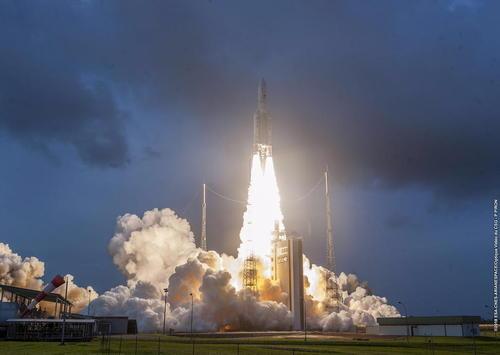 پرتاب نخستین ماهواره هواشناسی کره جنوبی از جزیره
